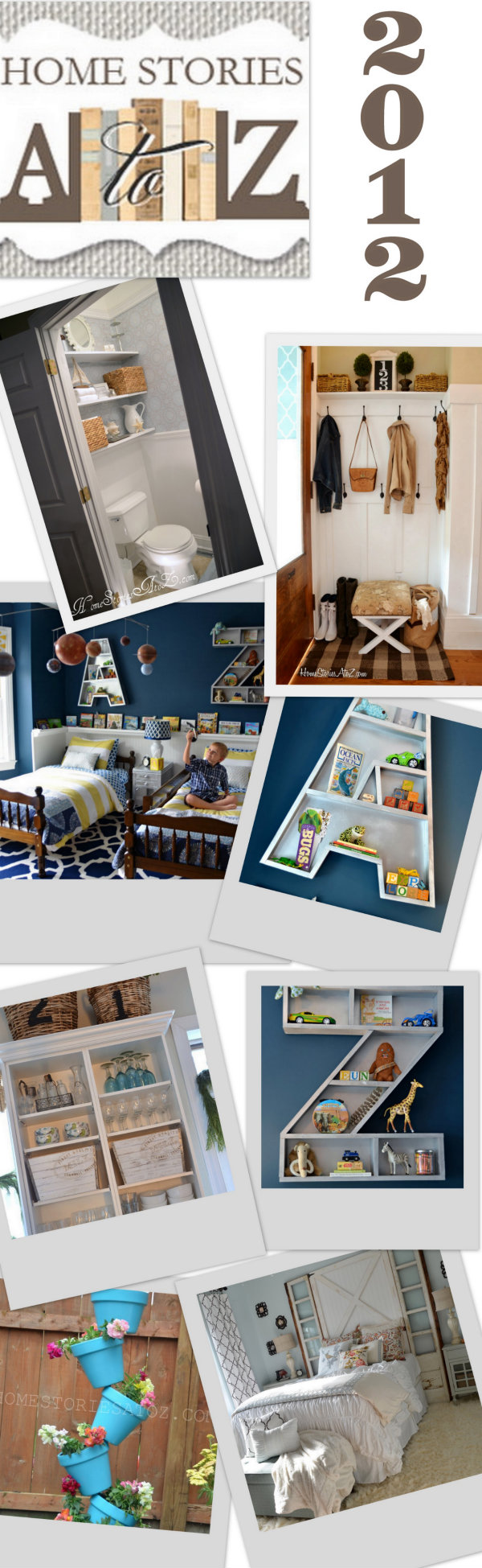 Home Stories A to Z DIY projects