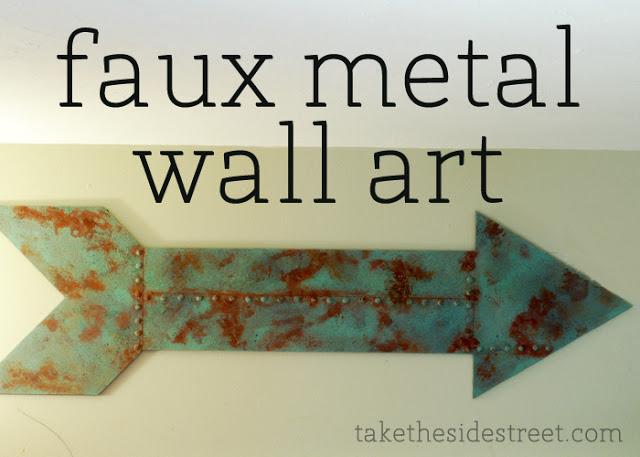 arrow wall art