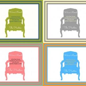 chairs change of address