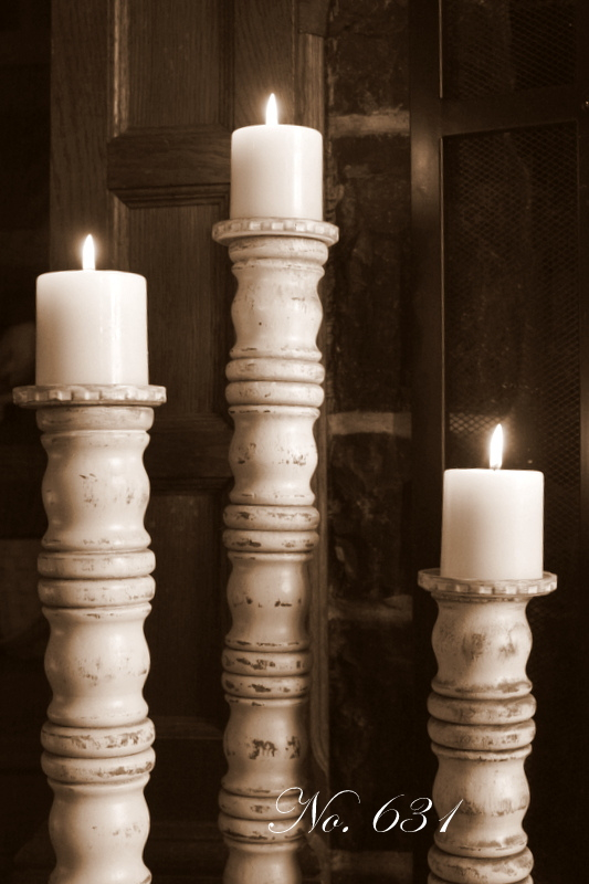 how to make candle sticks