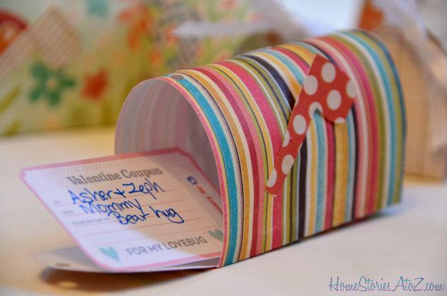 mailbox valentine