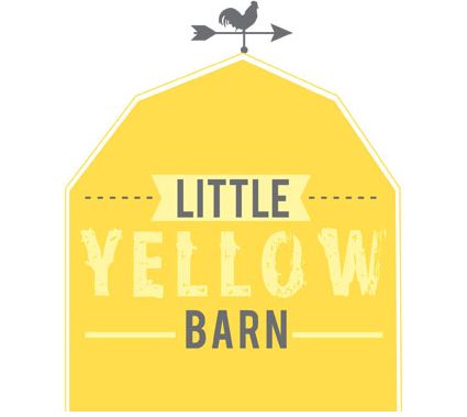 little yellow barn blog