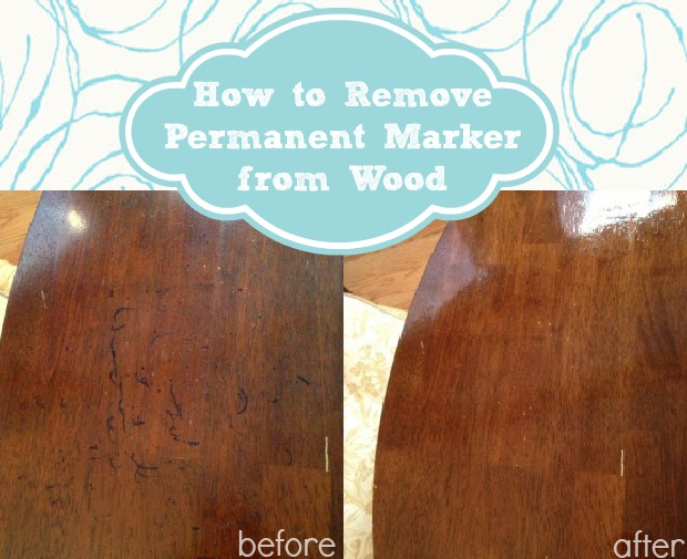 how to remove permanent marker from wood. How to Remove Permanent Marker from Wood   Home Stories A to Z