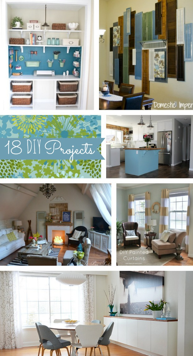 18 Do It Yourself Projects Home Stories A To Z