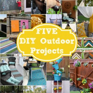diy outdoor ideas