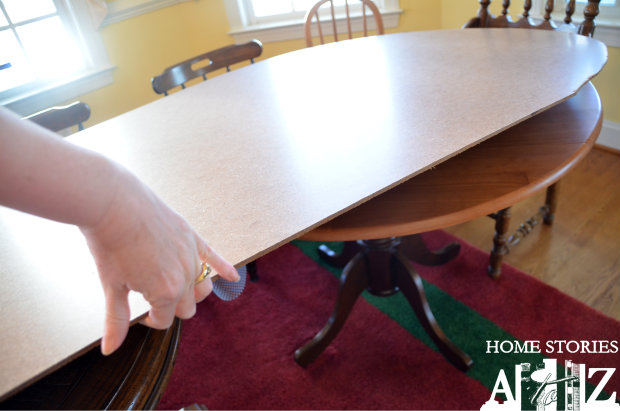 how to extend table longer
