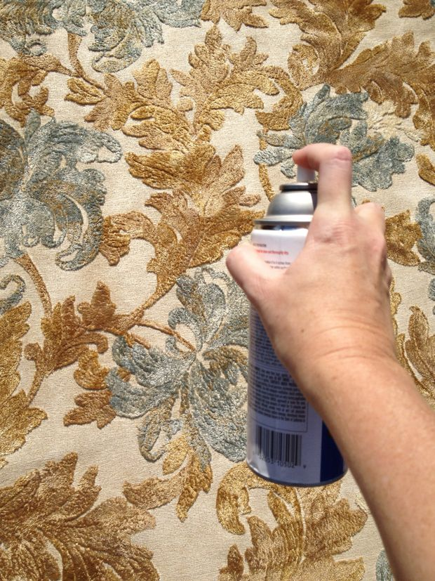 how to fabric seal rug