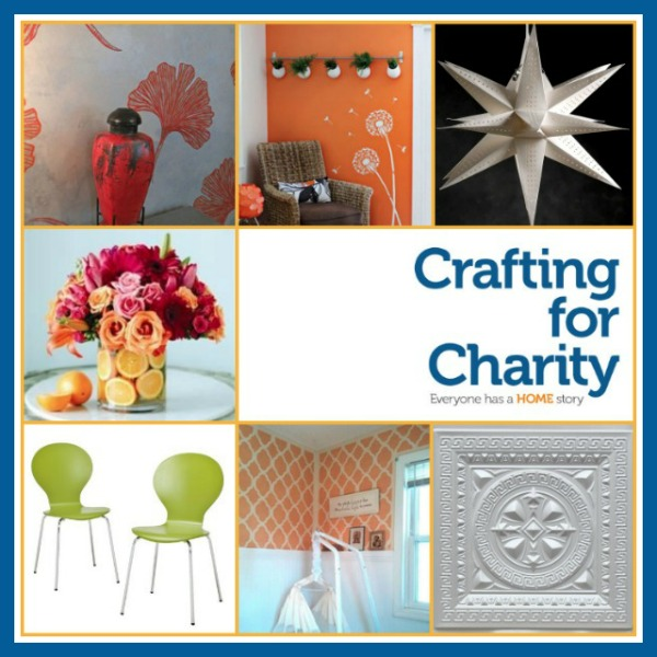 crafting for charity