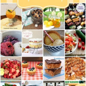 30 easy summer recipes