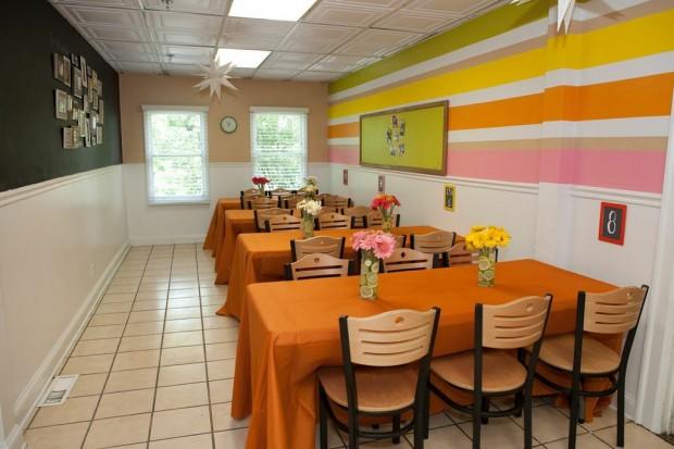 nicholas house dining room