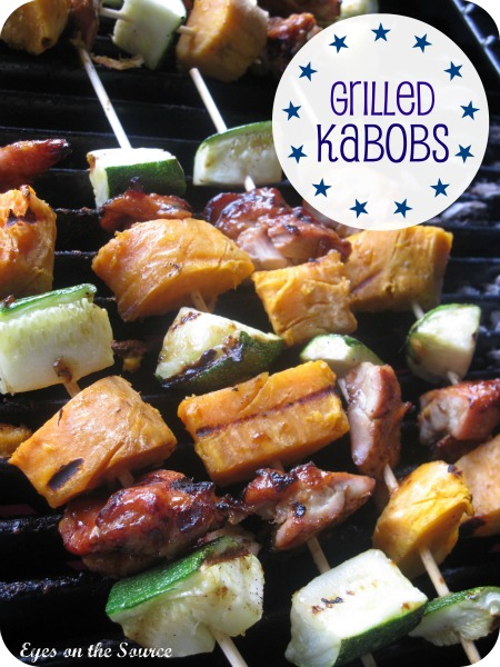 Grilled-Kabobs