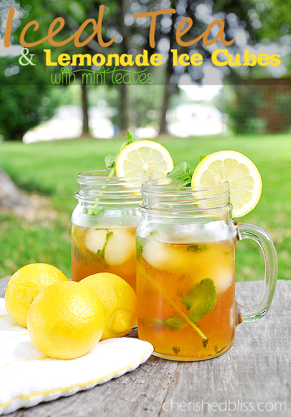 Iced-Tea-Recipe-with-Lemonade-Ice-Cubes