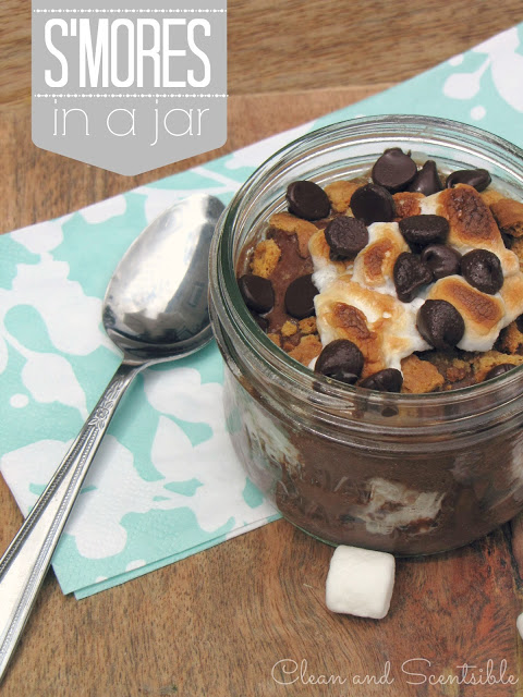 S'mores-in-a-jar