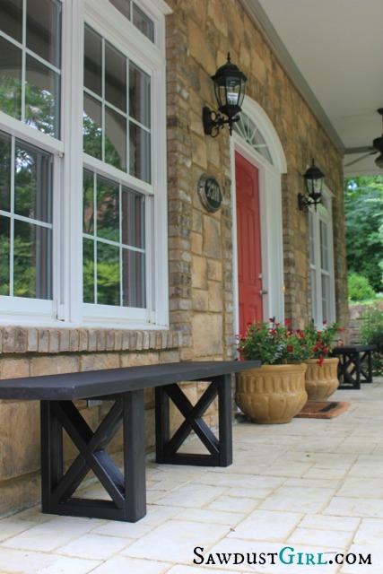 X-leg-porch-bench-