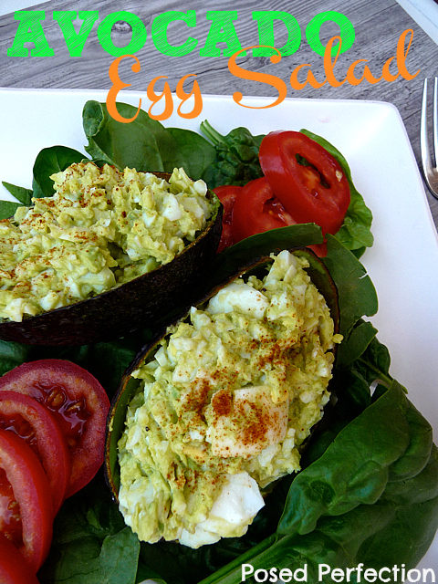 avocado-egg-salad recipe