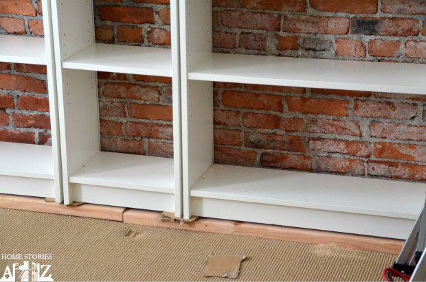 billy bookcase - Ikea Built In Bookshelves