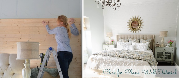 diy plank wall tutorial slide