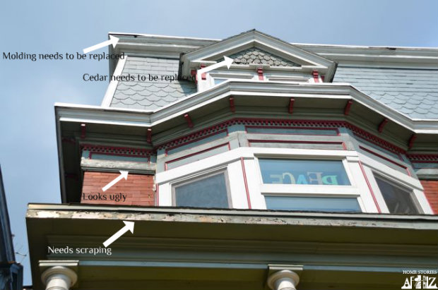 home stories a to z exterior repair