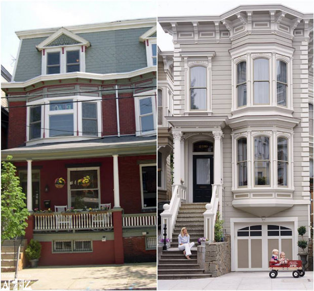Row Home Exterior Paint Stories A To Z