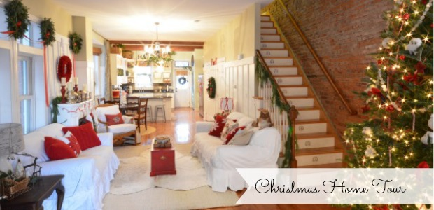 home tour christmas home stories a to z