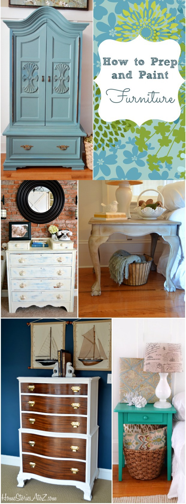 How to paint a vintage buffet home stories a to z - Painting Furniture