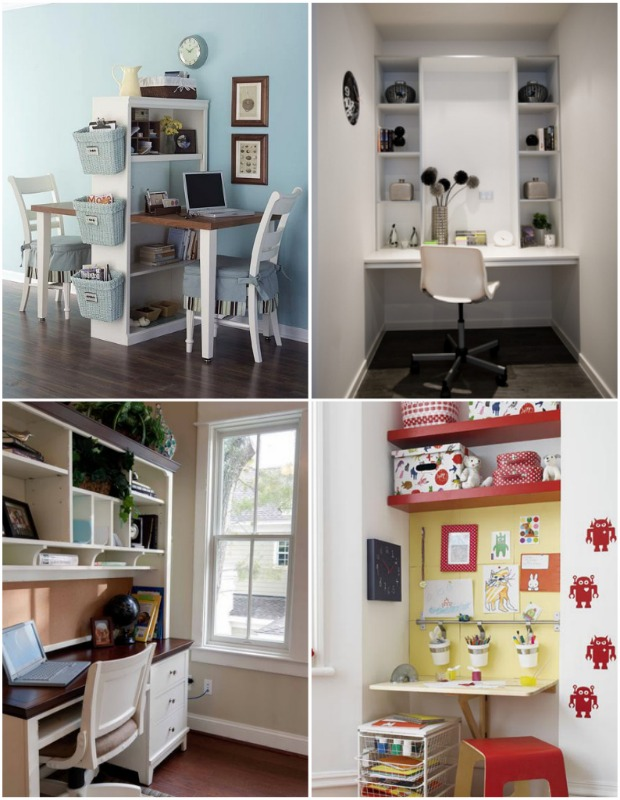 Astounding 20 Do It Yourself Study Spaces Home Stories A To Z Largest Home Design Picture Inspirations Pitcheantrous