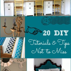 20 diy tutorials tips not to miss