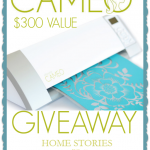 Silhouette Cameo Giveaway and Vinyl Promotion