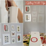Gallery Wall Picture Hanging Tips