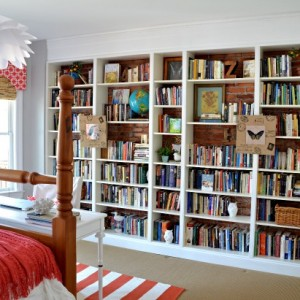Ikea Hack Billy Built in Bookshelves Part 1 Home Stories A To Z