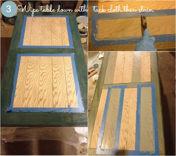 how to refinish and stain a table - home stories a to z
