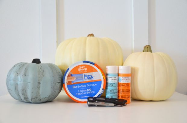 how to paint pumpkin