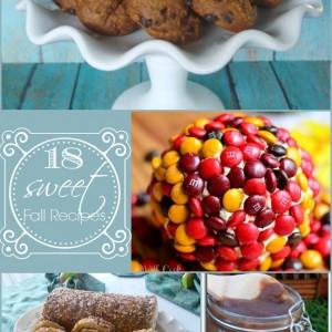 sweet fall recipes