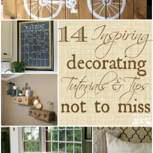 14 inspiring decorating ideas