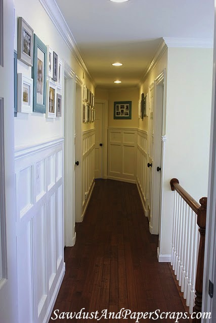 Bungalow Hallway Decorating Ideas