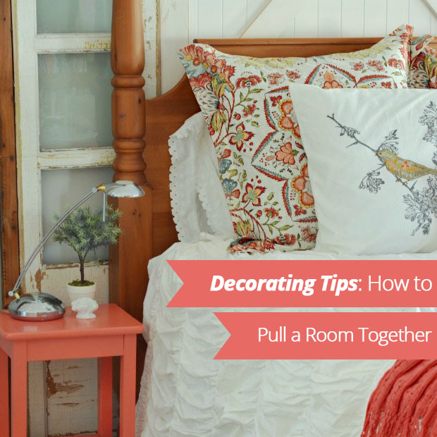 5 tips on how to pull a room together home stories a to z - Ideas to decorate your room ...