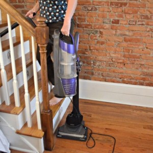 bissell vacuum stairs