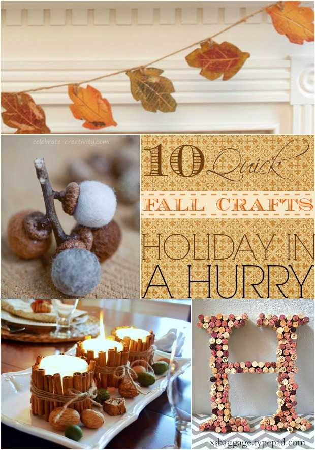 crafts fall easy diy craft decor decorating autumn fun decorations homestoriesatoz quick simple thanksgiving tutorials idea