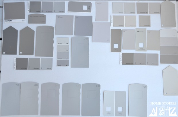 Grayish Blue Paint gray paint color ideas, tips, and examples - home stories a to z