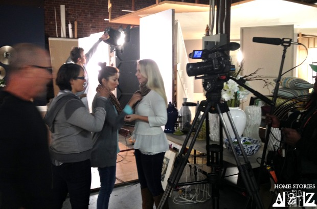 lazboy design dash filming