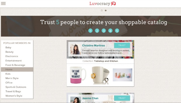 luvocracy trust