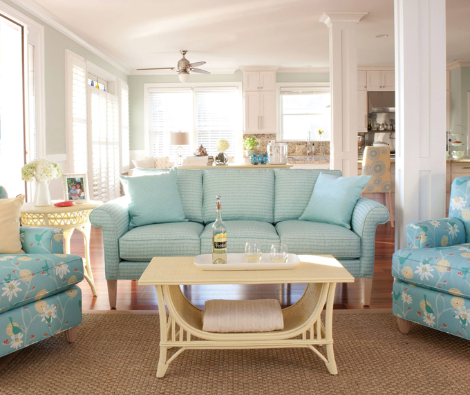 Furniture Home Decor: Cottage Coastal Decor: $500 Maine Cottage Giveaway