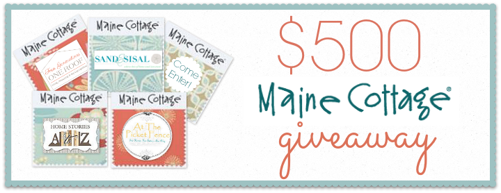 maine cottage giveaway
