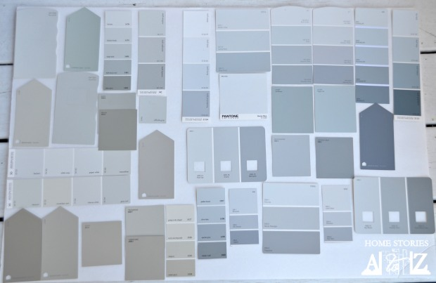Shades Of Gray Paint gray paint color ideas, tips, and examples - home stories a to z