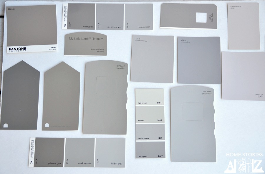 Gray Paint Color Ideas Tips And Examples