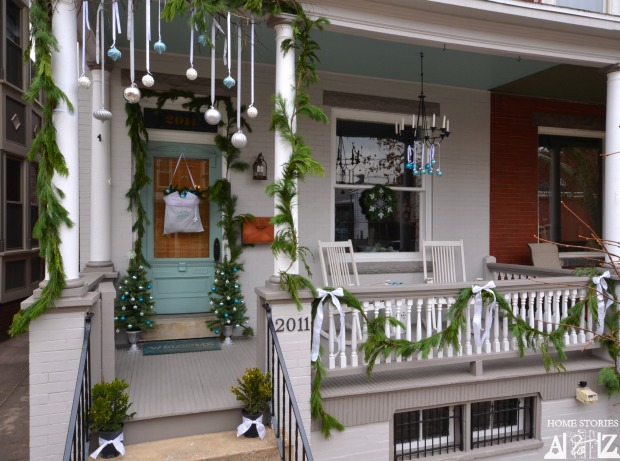 Front Porch Christmas Ideas