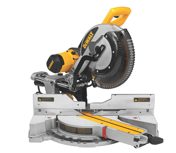 dewalt 12 inch compound miter saw