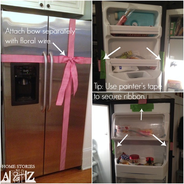 bow refrigerator