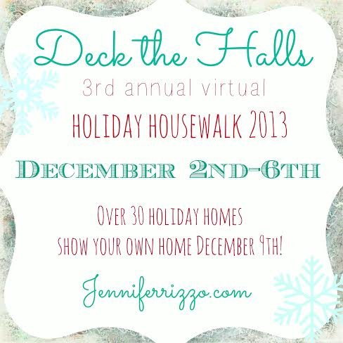 deck the halls housewalk