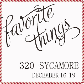 favorite things 2013 button